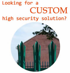 A brief introduction about palisade fencing products